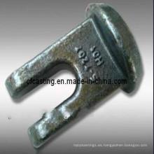Piezas de acero forjado para maquinaria agrícola