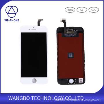 Pantalla táctil móvil para iPhone6 ​​Asamblea de pantalla LCD Display Digitizer