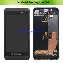 Pantalla LCD para celular para Blackberry Z10 3G Version