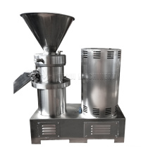 factory price cocoa butter colloid mill/almond milk making machine/peanut butter paste grinding mill