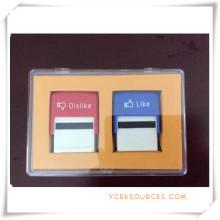 Selbstklebende Roller Stamp Set für Werbegeschenke (OI36019)