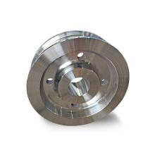 heavy duty forging steel crane railway train wheel crane wheel
