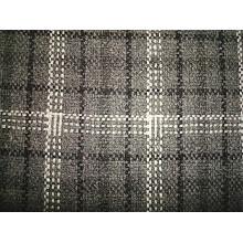 Tejido de lana teñido Blenched teñido de lana