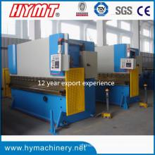 Dobladora de placa de acero hidráulica WC67Y-63X3200 / plegadora hidráulica