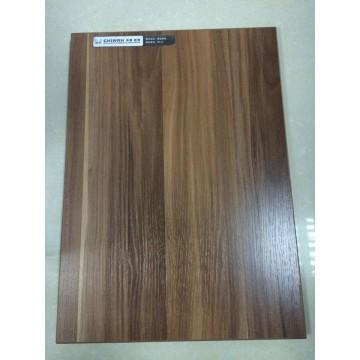4'x 8 'Nogueira Painel de partículas de melamina materiais de construção para cozinha mobiliário (personalizado)