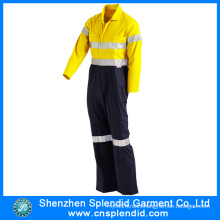 Wholesale High Visibility Safety Coverall Suit Work Protective Gown