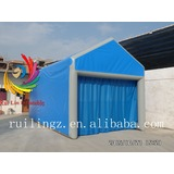 inflatable intelligen automatic mobile garage / inflatable automatic parking garage , inflatable intelligent automatic garage