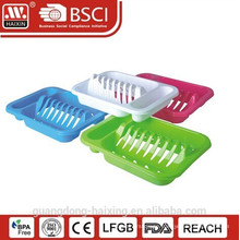 Hot sell & Good quality Kitchen Plastic Dish Rack