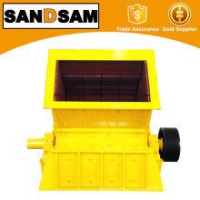 100-150Tph рок Ударная дробилка завод горного завода горячей продажи с ISO9001: 2008