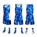 ОЕМ сухой подходит для взрослых Размер Баскетбол Джерси униформа