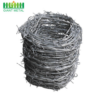 Hot Sale Galvaniserad Vikt Cheap Barbed Wire