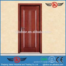 JK-SD9002 sécurité porte en bois intérieur porte en bois massif