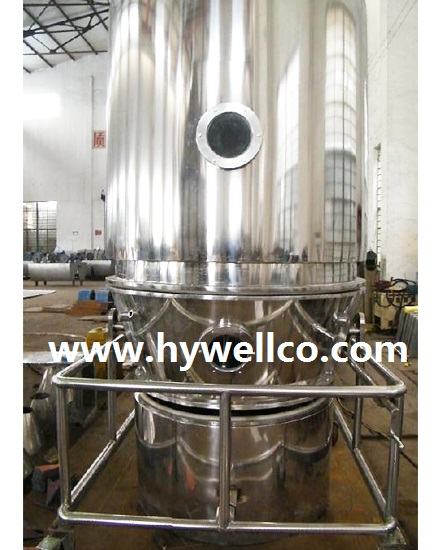 Fluidization Bed Dryer