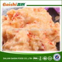 Gourmet Yum-yum délicieux écrevisses congelé