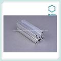 Extrusión de aluminio anodizado T ranura para las tiras de la decoración del color