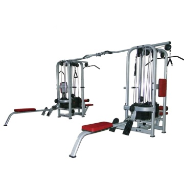 Ganas Gym Multi Jungle 8 Pile Machine
