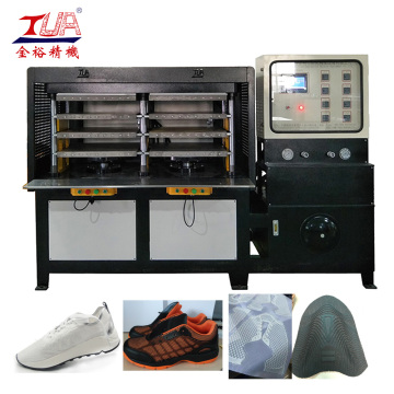 KPU Sneaker Upper Heating Press Machine