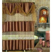tecido de cortina de chuveiro de 2016