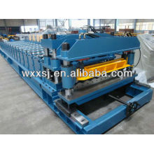 Steel Stepped Roofing Sheet Forming Machine