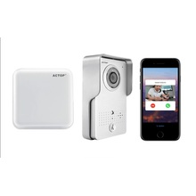 Wireless wifi smart doorbell cameras
