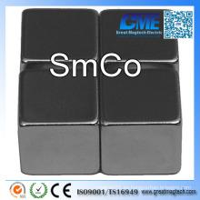 "F1 / 2 ""X1 / 2''x1 / 2"" Cubos SmCo Samarium Cobalt Imán"