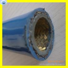 Tubería plástica de goma hidráulica de manguera R7 de la fibra sintética de la fibra