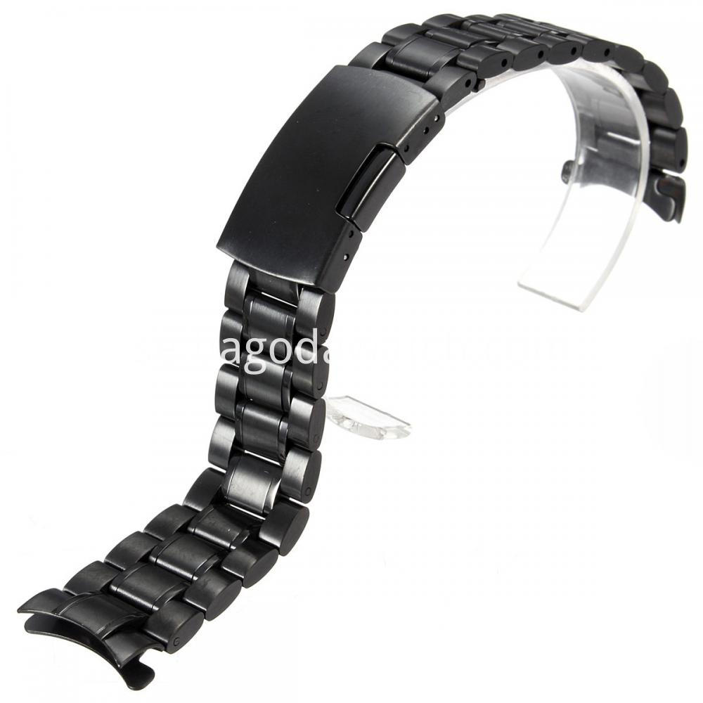 Black Stainless Steel Bracelets