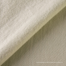 100% Baumwolle Terry Fabric Plain Dyed Fleeced