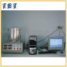 Máquina de prueba de conductividad térmica (tabla simple y cálculo de flujo de calor)