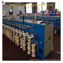 40H (40 têtes/lignes) recuit et étamage Machine (machine fil recuit noir (cuivre anealer)