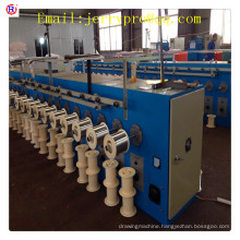 40H(40 heads/lines) annealing and tinning Machine(black annealed wire machine(copper anealer)