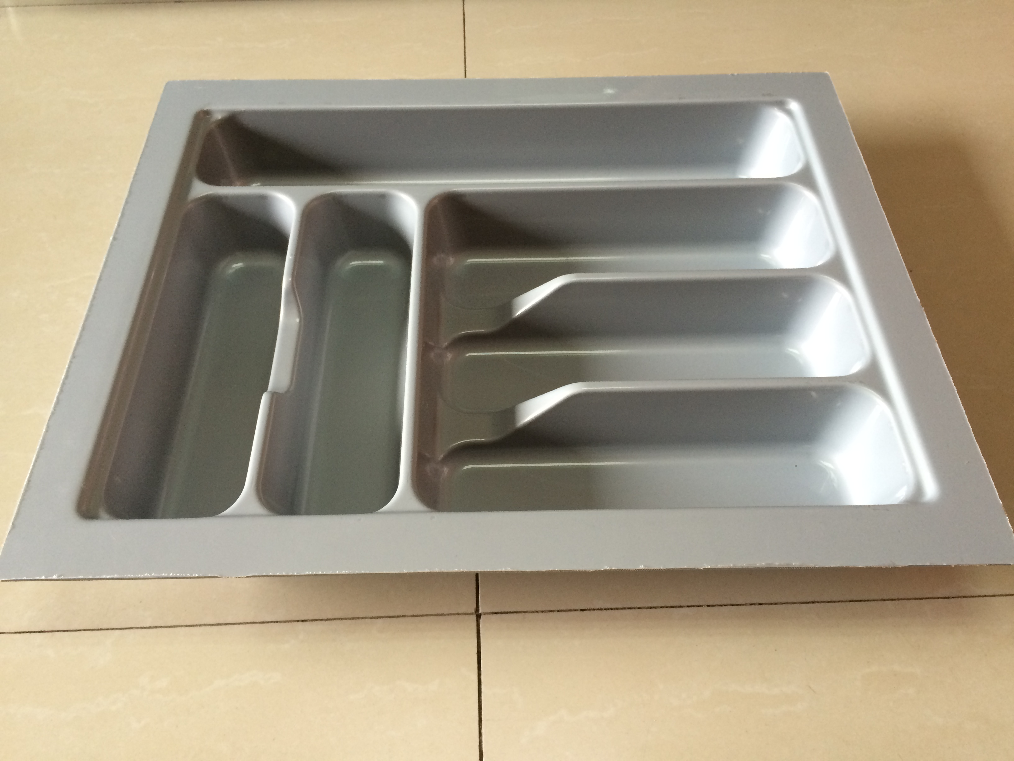 plastic kitchen drawer tray