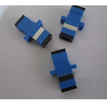 Sc/Upc-Sc/Upc Sm Simplex Fiber Optic Adapter