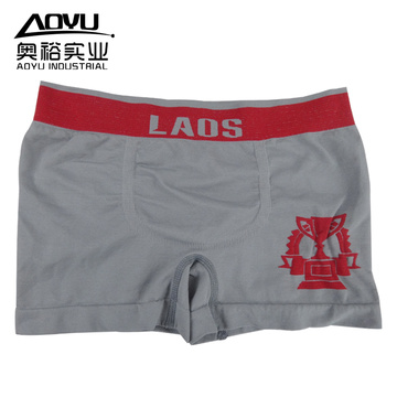 2018 New Style Man Underwear Caleçon confortable