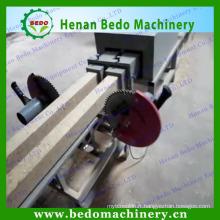 Chine vente chaude bloc de palettes en bois machine de presse à chaud / palette de bois comprimé faisant la machine / bois palette machine 008613253417552