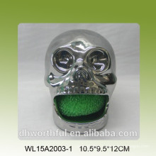 Хэллоуин керамический держатель губки