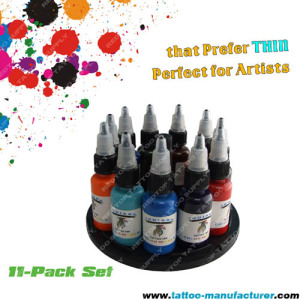 0.5oz 15 colors Tattoo Ink Set