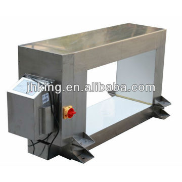 Auxiliary plastic recycling equipment/Metal Detector