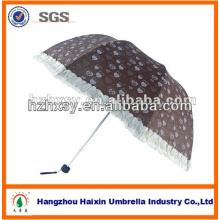 Sweet Printing Nice Apollo Lace Umbrella for Girls