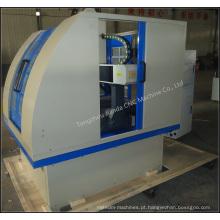 Router do CNC do molde de metal da máquina de trituração da máquina de gravura