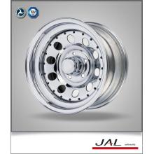 Широко используются модульные серебряные диски 4x4 Диски Chrome Wheels