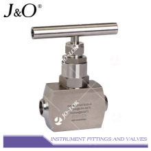 Válvula de agulha de aço inoxidável tipo Swagelok
