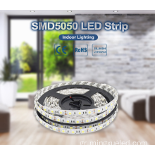 30 λυχνίες / m 60 leds / m 5050 led strip