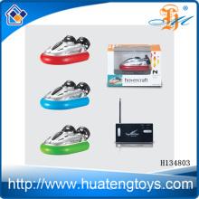 Novamente chegada mini brinquedo hovercraft rc hovercraft à venda H134803
