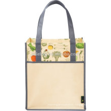 Fashion well-deisgned lamination non woven tote bag