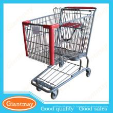 meilleur chariot épicerie chrome à vendre