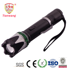 2016 Zoomable Self Defense Flashlight armas de choque