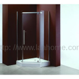 Diamond Shape Shower Room