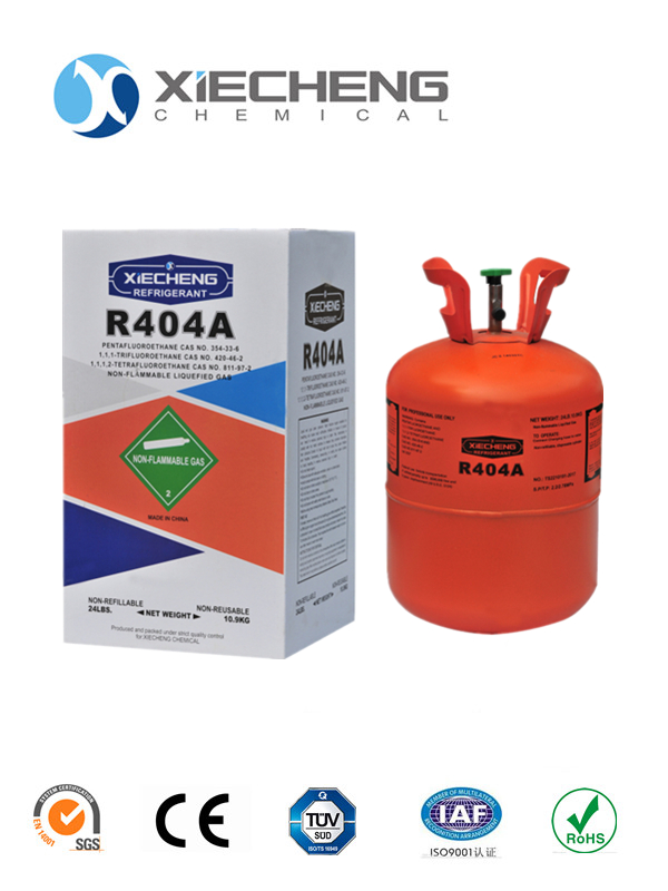 Mixed Refrigerant 404a gas
