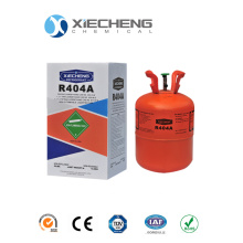 Customized for Hfcs(Hydro-Fluorocarbon) Mixed Refrigerant r404a gas 24lb Disposable cylinder export to Georgia Supplier